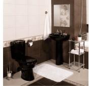 WC-pott Omega Black