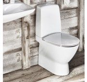 WC-pott Ifö Inspira Art 6240 allavool