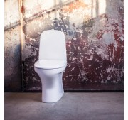 WC-pott Gustavsberg Estetic 8300 C+ mattvalge