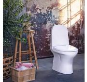 WC-pott Gustavsberg Estetic 8300 C+ valge