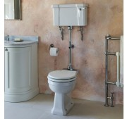 Retro WC-pott Burlington Standard