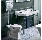 WC-pott Burlington Standard kroom