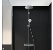Dušikomplekt Hansgrohe Crometta S Showerpipe 240 Varia + JBL kõlar