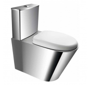 Roostevaba WC-pott Faneco satiin