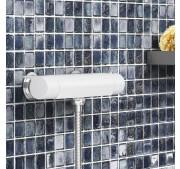 Vanni- ja dušisegisti Gustavsberg Estetic mattvalge