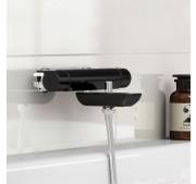 Termostaat vanni- ja dušisegisti Gustavsberg Estetic mattmust