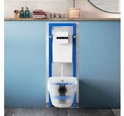 Seinasisene WC-raam Gustavsberg Triomont XS