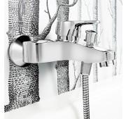 Vanni- ja dušisegisti Gustavsberg Nautic