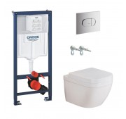 WC-komplekt Grohe Euro Ceramic 5-in-1