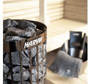 Elektrikeris Harvia Cilindro Black PC90E