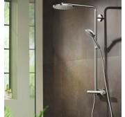 Dušikomplekt Hansgrohe Raindance Select S 240 1jet Showerpipe kroom