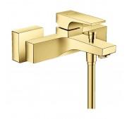 Vanni- ja dušisegisti Hansgrohe Metropol poleeritud kuld