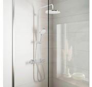 Dušikomplekt Hansgrohe Vernis Blend Showerpipe 200 1jet kroom