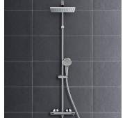 Dušikomplekt Hansgrohe Vernis Shape Showerpipe 230 1jet kroom