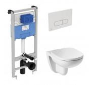WC-komplektIdeal Standard Tempo Rimless 3-in-1