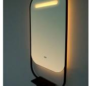Peegel Vanita & Casa Pollux Deluxe juhtmevaba telefonilaadijaga
