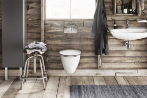 Kõik, mida peaks  teadma seina WC-potist (eelised, paigaldamine jne.)