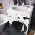5 nippi väikese vannitoa kujundamisel